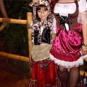 EUC Gypsy girl costume